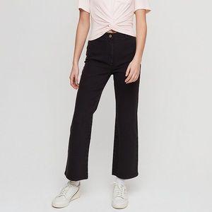 Aritzia Lizzie Pants/Jeans - Bootcut/Dad/Straight
